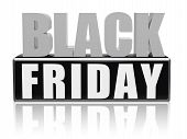 stock photo of friday  - black friday  - JPG