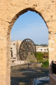 Waterwheel In Hama