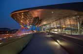 foto of welts  - BMW World in Munich - JPG