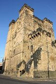 image of tyne  - The historic architecture of the Castle Keep at Newcastle upon Tyne - JPG