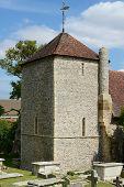 stock photo of church-of-england  - Saint Wulfrans Church - JPG