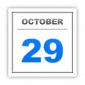 foto of october  - October 29 - JPG