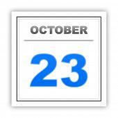 foto of october  - October 23 - JPG