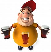 image of beer-belly  - Beer - JPG