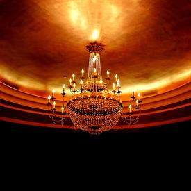 image of flambeau  - chandelier - JPG