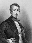 pic of bonaparte  - Napoleon III aka Louis Napoleon Bonaparte  - JPG