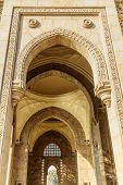 Gateway Of India On Waterfront In Mumbai. India poster