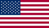 A United States Of America Flag Background Illustration Stars And Stripes Old Glory poster