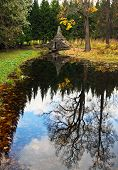 pic of tsarskoe  - The Catherine Park Pushkin Tsarskoe Selo Saint - JPG