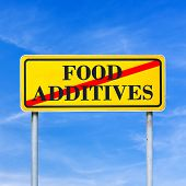 foto of modification  - Food additives prohibited  - JPG