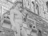 stock photo of piazza  - Michelangelo - JPG