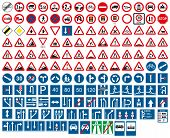 image of traffic sign  - Road signs - JPG