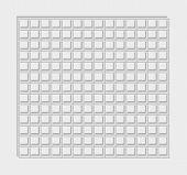 stock photo of jail  - many gray jail bars on gray background - JPG
