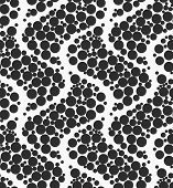 foto of dot pattern  - Monochrome dotted texture - JPG