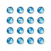 blue drop software icons