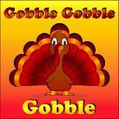 gobble poster