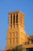 Wind Tower, Dubai, United Arab Emirates