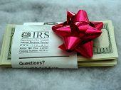 Постер, плакат: IRS подарок