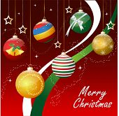 picture of christmas ornament  - merry christmas - JPG