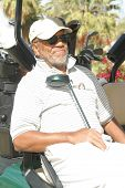 PALM SPRINGS - FEB 7: Berry Gordy at the 15th Frank Sinatra Celebrity Invitational Golf Tournament a