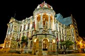 foto of bolivar  - historical center of Cuenca - JPG
