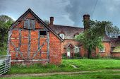 stock photo of farmhouse  - Timber - JPG