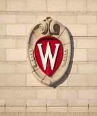 University of Wisconsin Madison School Crest