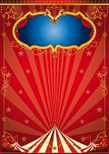 stock photo of cabaret  - circus gold party - JPG
