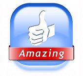 stock photo of you are awesome  - amazing and inspirational product mind blowing excellent and fantastic product - JPG