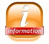 pic of more info  - information sign button banner or label to search more details and find online info - JPG