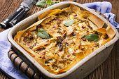 stock photo of phyllo dough  - burek pastry - JPG