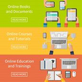 stock photo of education  - Online education - JPG
