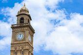 picture of raja  - The British Jubilee Clocktower in Mysore - JPG