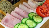 pic of roughage  - Tasty breakfast  - JPG