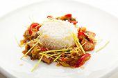 stock photo of thai cuisine  - Thai Cuisine  - JPG