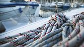 foto of rig  - Sailing yacht rigging - JPG