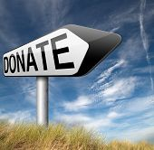 picture of generous  - donate and give charity be generous and give donation and support - JPG