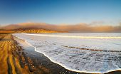 Atlantic coast, Luderitz, Namibia, Agate Beach