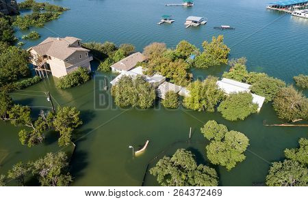 Mansions And Luxury Homes Flooded