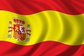 Постер, плакат: Флаг Испании