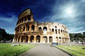 picture of field_stone  - Colosseum in Rome - JPG