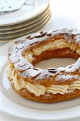 stock photo of brest  - paris brest - JPG