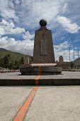 Equator Monument poster