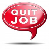 quit job resign quitting from work and getting unemployed