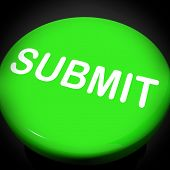 image of submissive  - Submit Switch Showing Submitting Submission Or Application - JPG