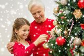 stock photo of grandmother  - family - JPG