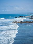picture of tanah  - Amazing landscape at The Tanah Lot Temple - JPG
