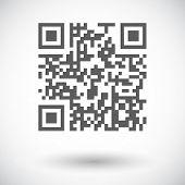 stock photo of qr codes  - QR code - JPG