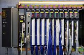 stock photo of programmers  - Programmable logic controller  - JPG