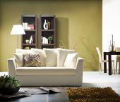 image of lounge room  - modern living room - JPG